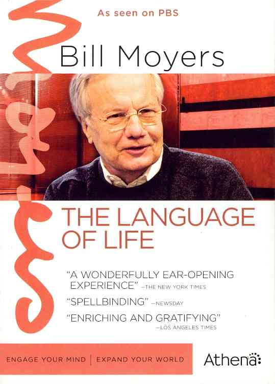 BILL MOYERS JOURNAL:LANGUAGE OF LIFE BY BILL MOYERS JOURNAL (DVD)