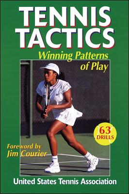 Tennis Tactics By United States Tennis Association